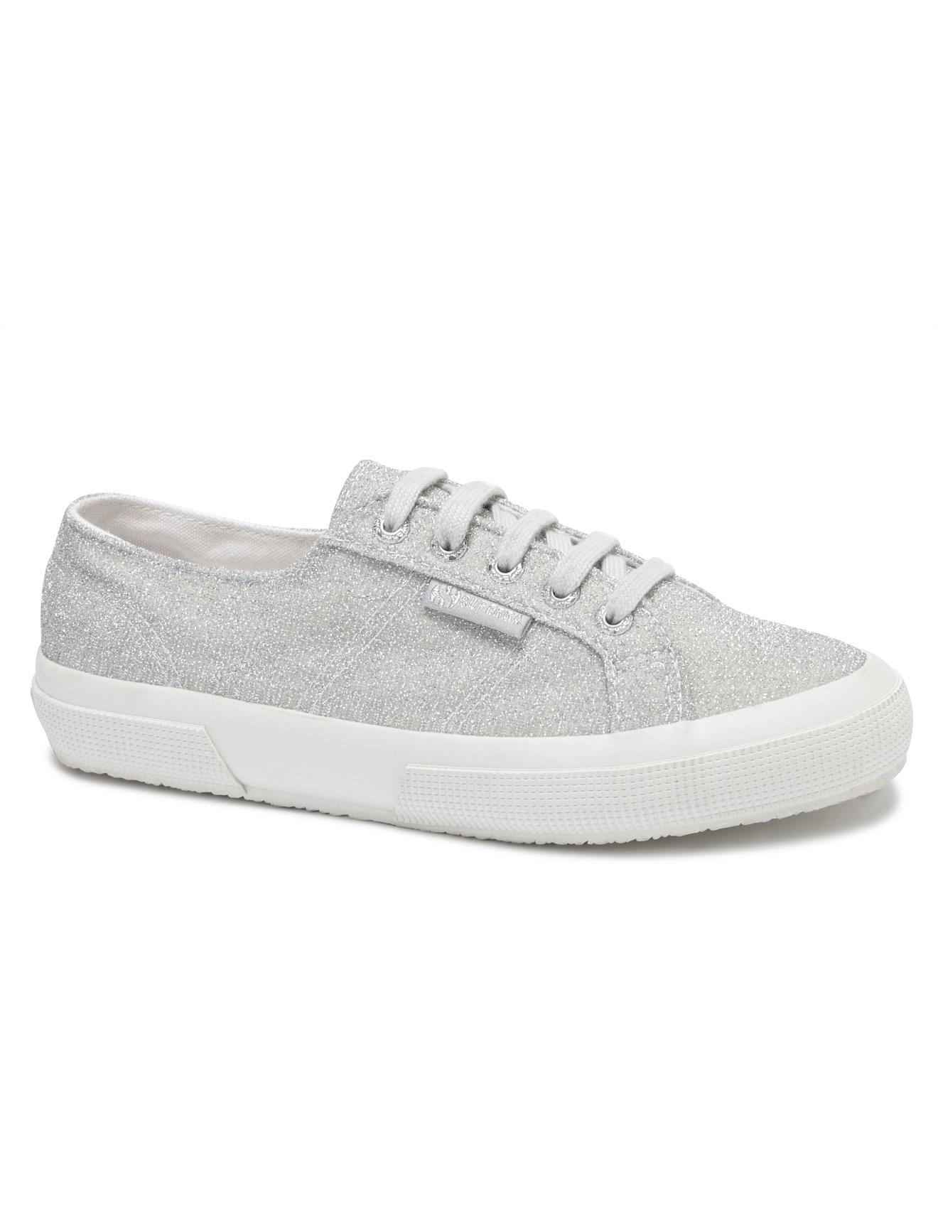 Womens Shoes - 2750-Jersey Lurex Sneaker