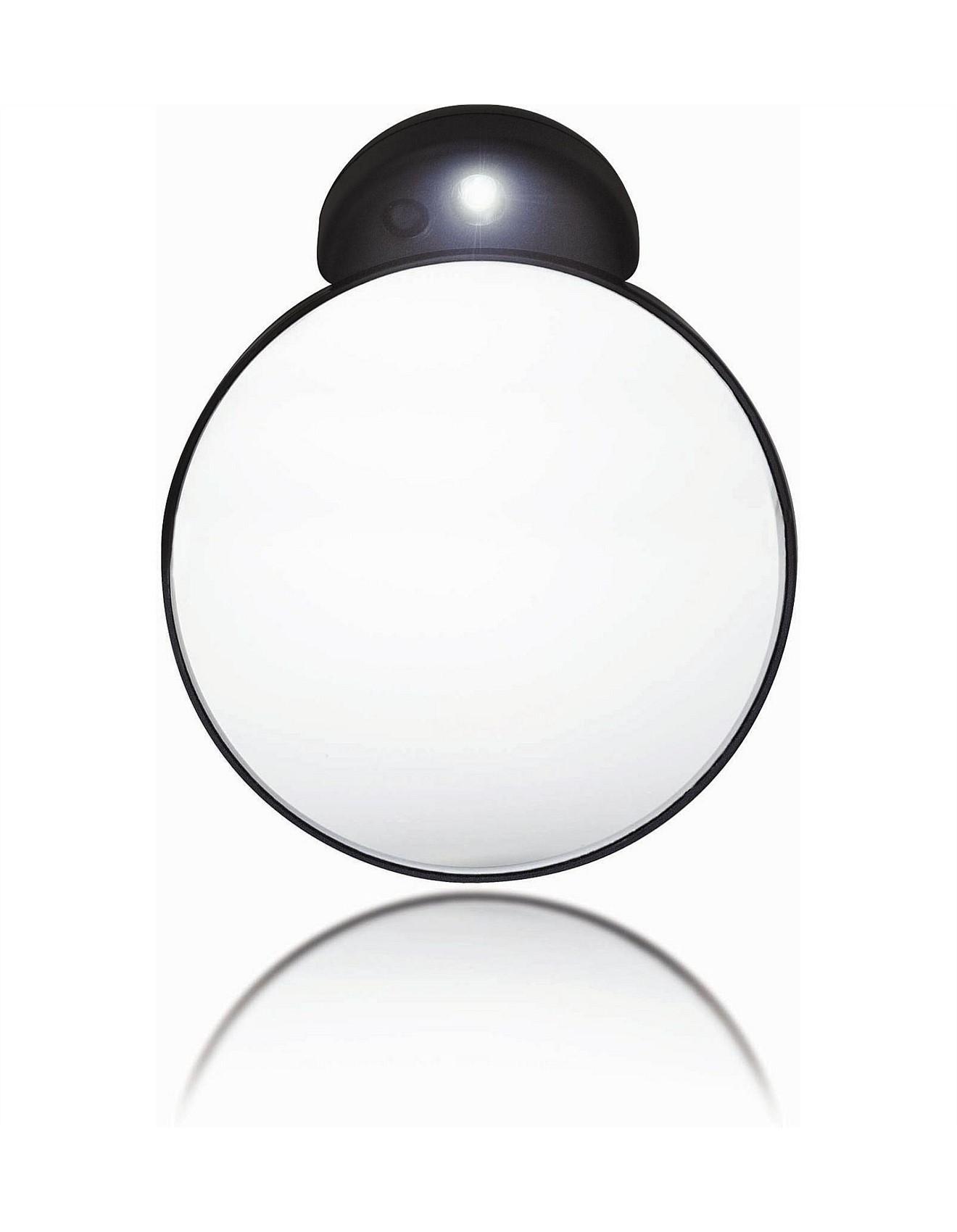 Tweezermate 10 X Lighted Mirror