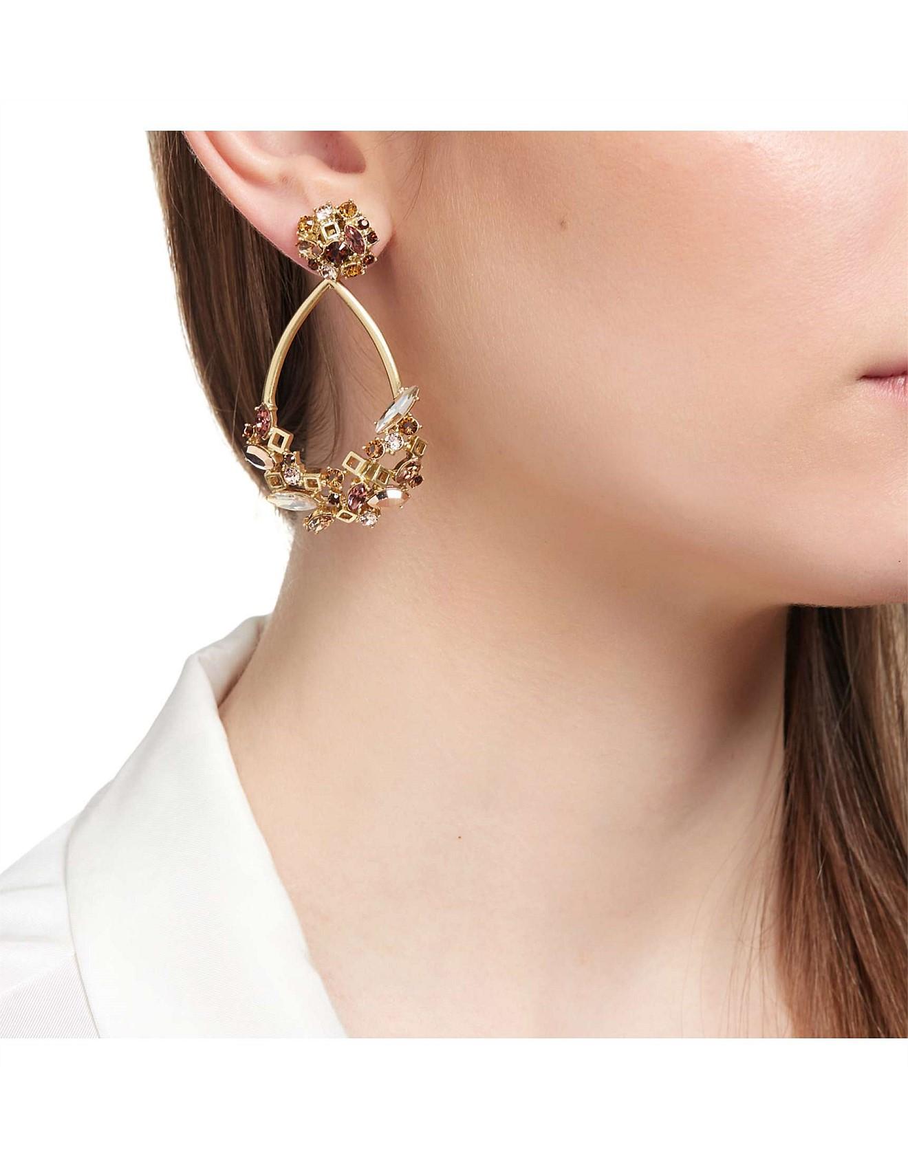 0195bac3e Enchantress Drop Earring Special Offer. 1