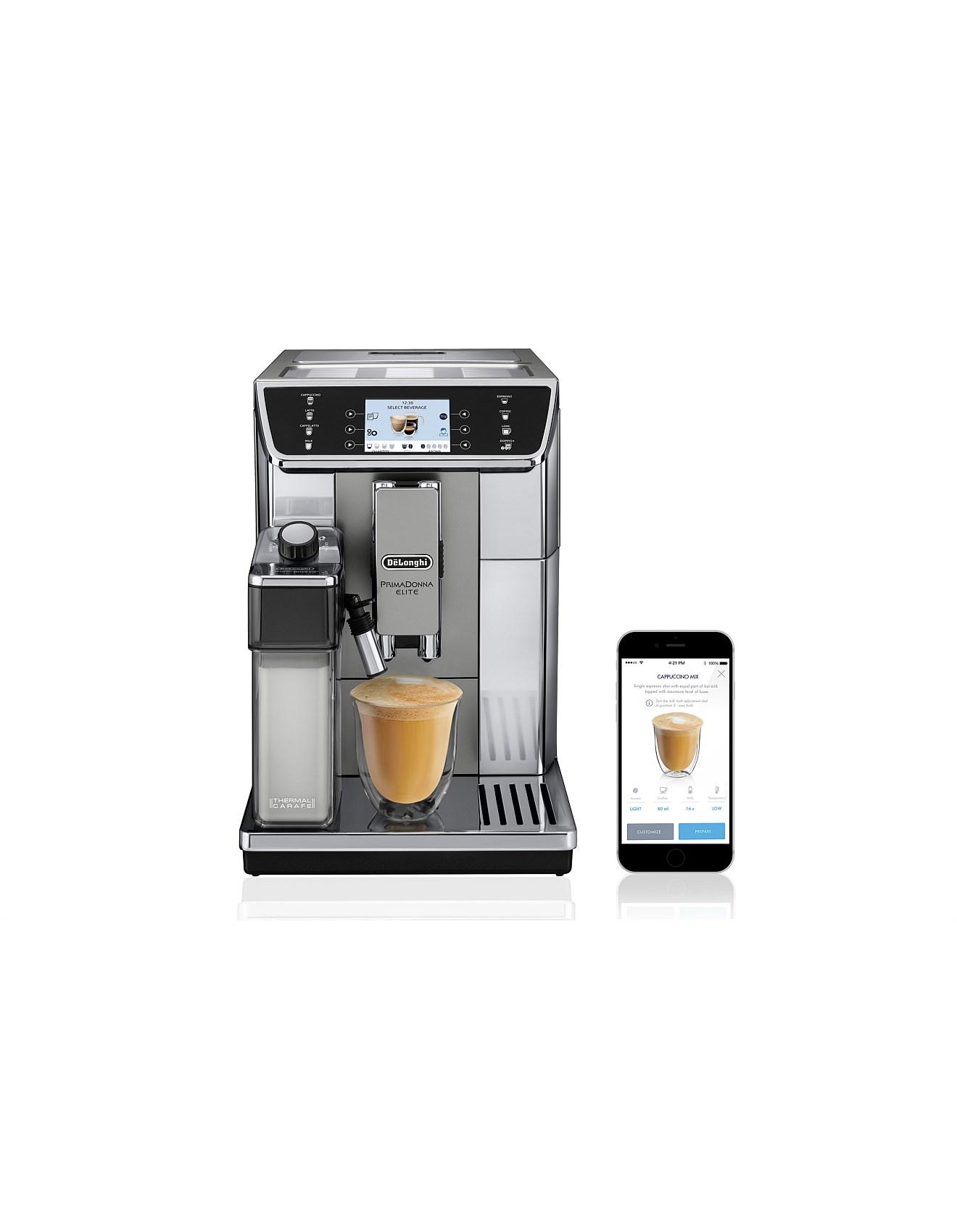 Delonghi | Buy Delonghi Coffee Machines Online | David ...