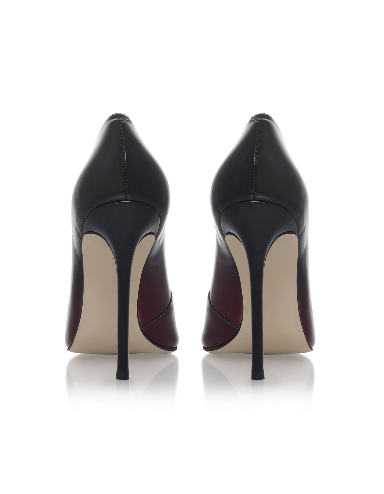 2f1cdbb765b Carvela Alice Wine High Heel Court Shoes