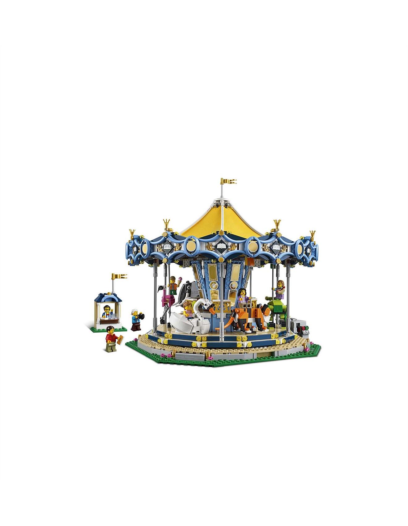 lego lego creator expert carousel. Black Bedroom Furniture Sets. Home Design Ideas