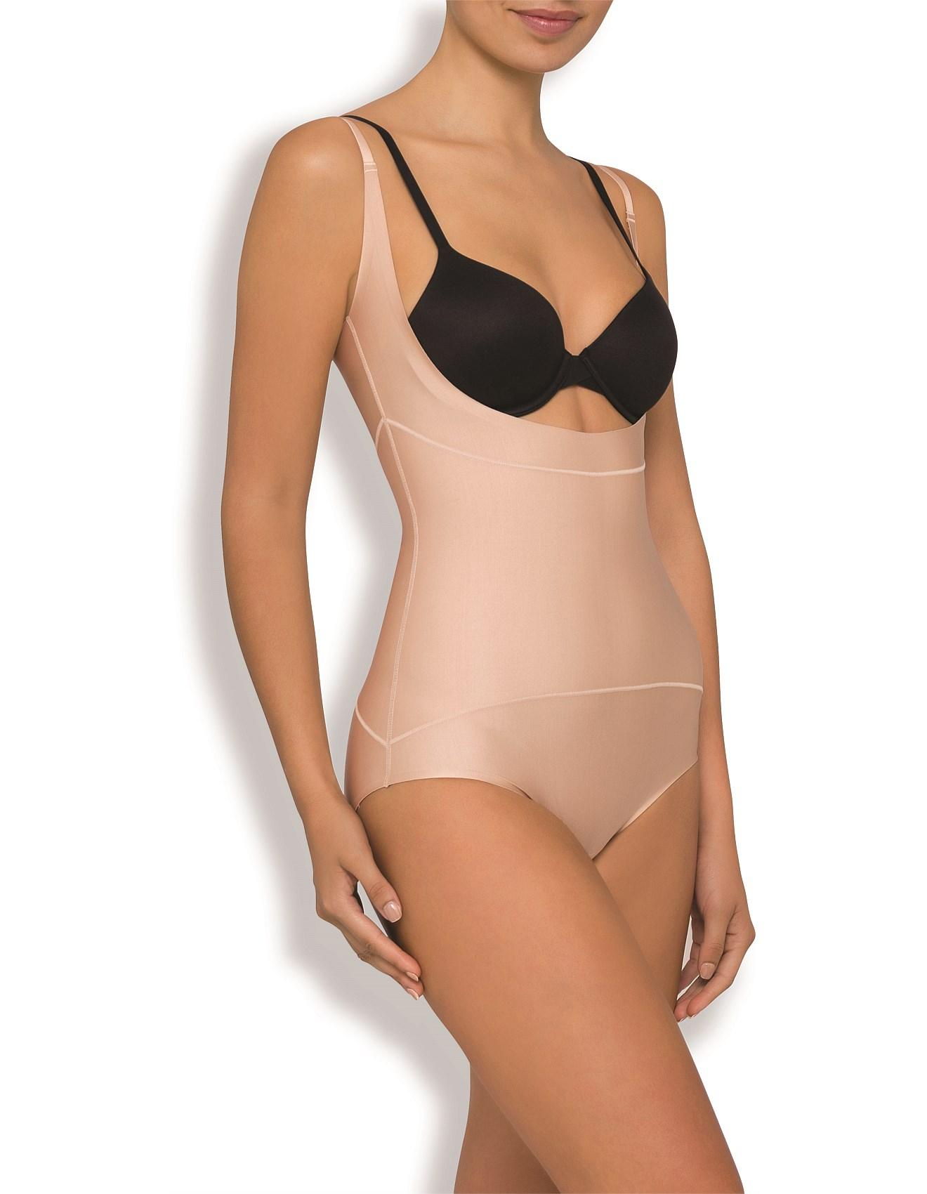 d7b210277b85b Body Architect Underbust Bodysuit. 1  2  3. Zoom. Nancy Ganz