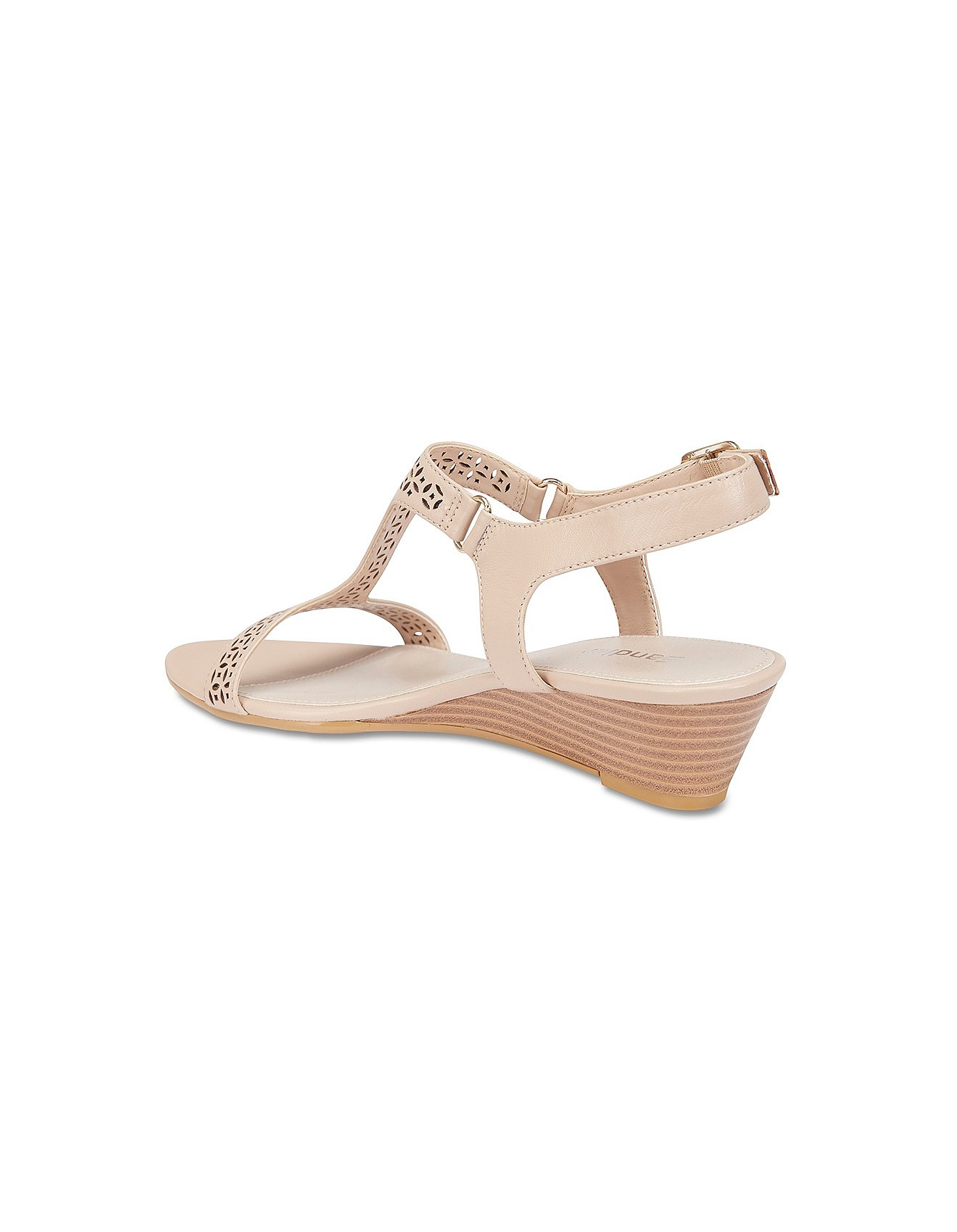 Details about NEW Sandler Quota Nude Leather Sandals Women Shoes