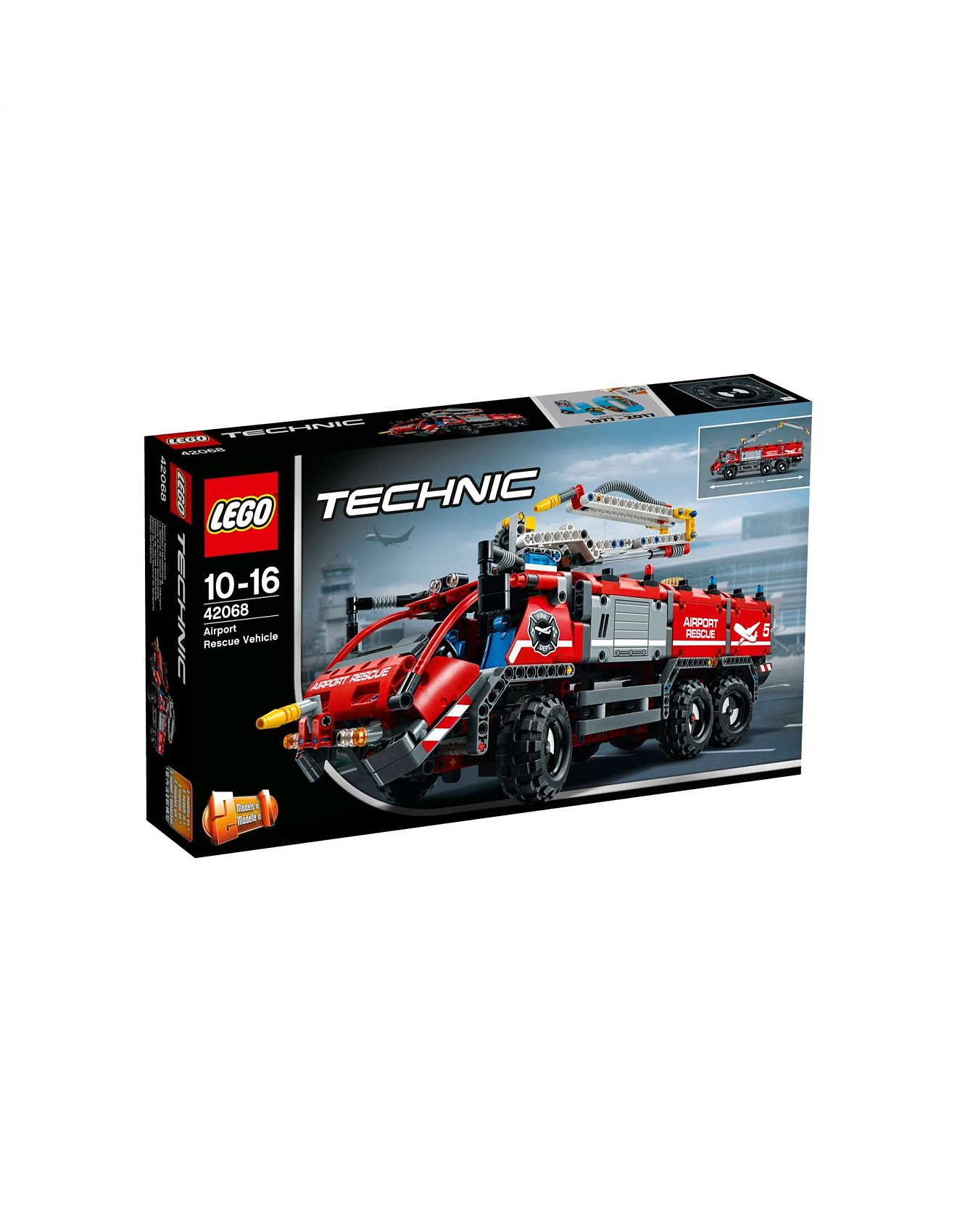 Technic Airport Rescue Vehicle