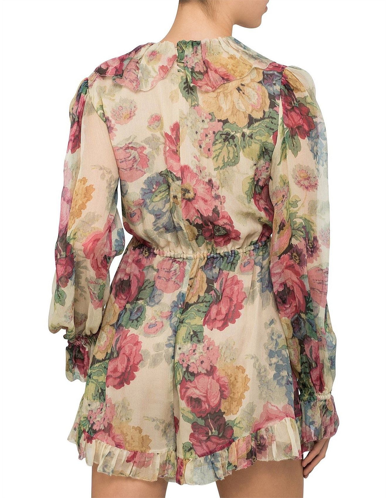 1183492428 Melody Floating Playsuit Special Offer. 1