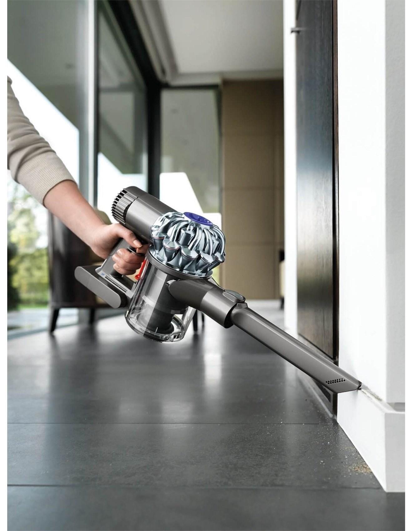 dyson vacuum cleaners fans hair dryers more david jones v6 trigger handheld vacuum cleaner. Black Bedroom Furniture Sets. Home Design Ideas