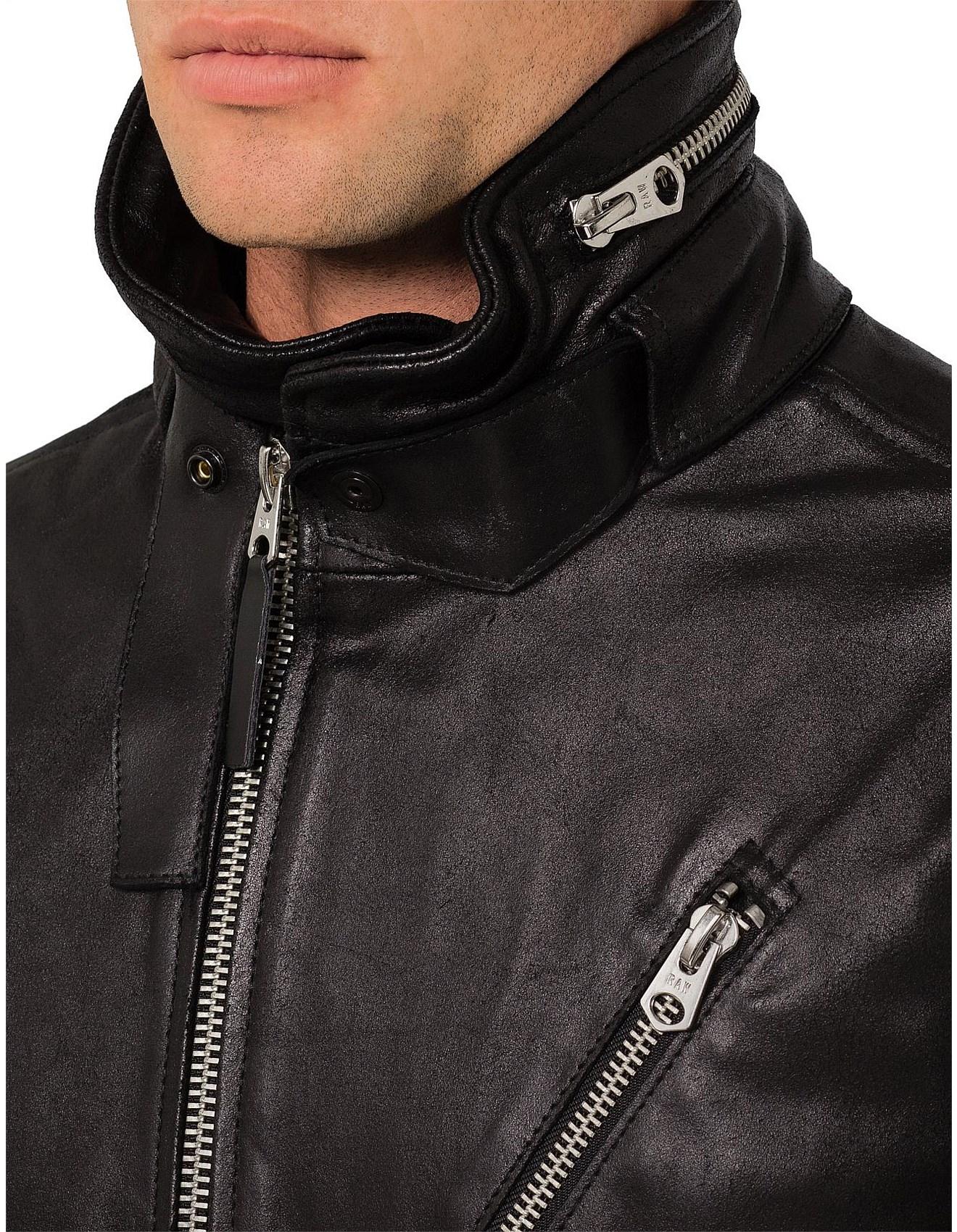 super popular pretty cool outlet on sale Empral 3D Leather Jacket