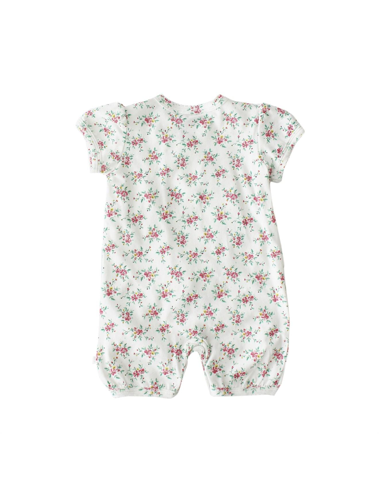 1b90b44ec Isabella Long Sleeve Wrap Romper (Newborn-9months)