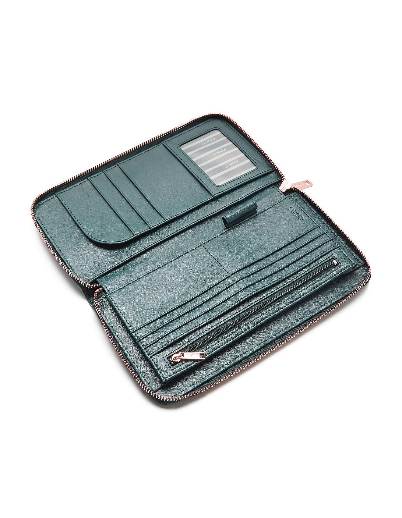 Mimco Travel Wallet Sale