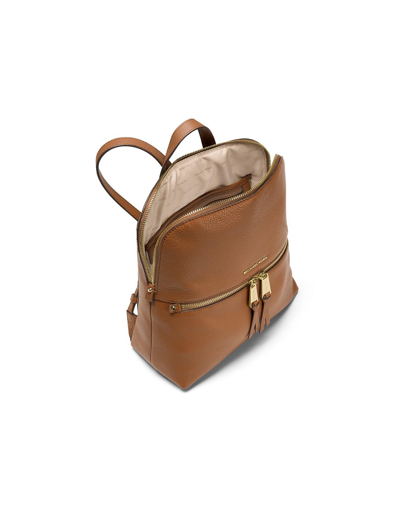 cd585f73e771 Rhea Medium Slim Backpack. 1