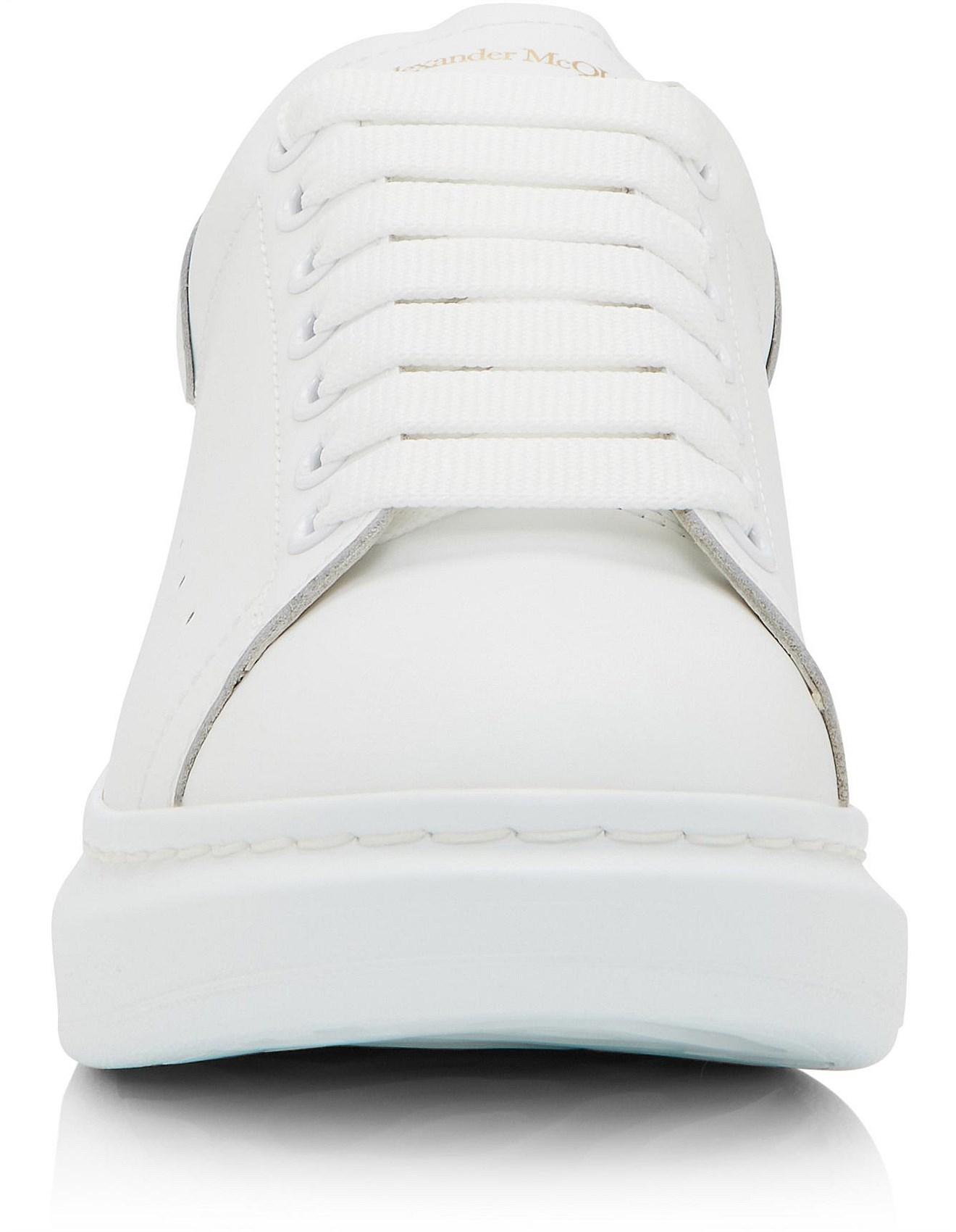 Oversized Leather Sneaker