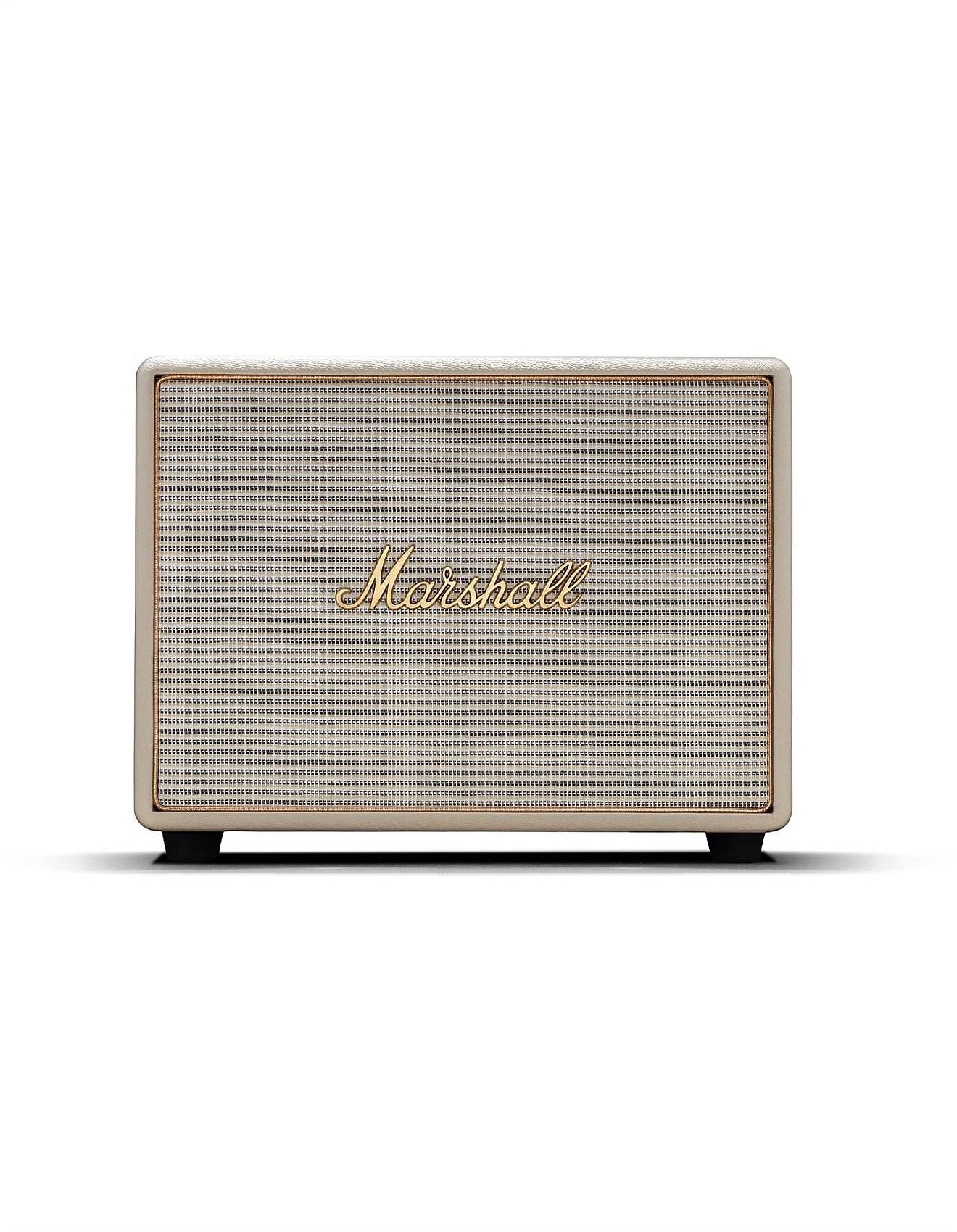 MARSHALL WOBURN ACTIVE WIFI BLUETOOTH SPEAKER CREAM 5792868aac641