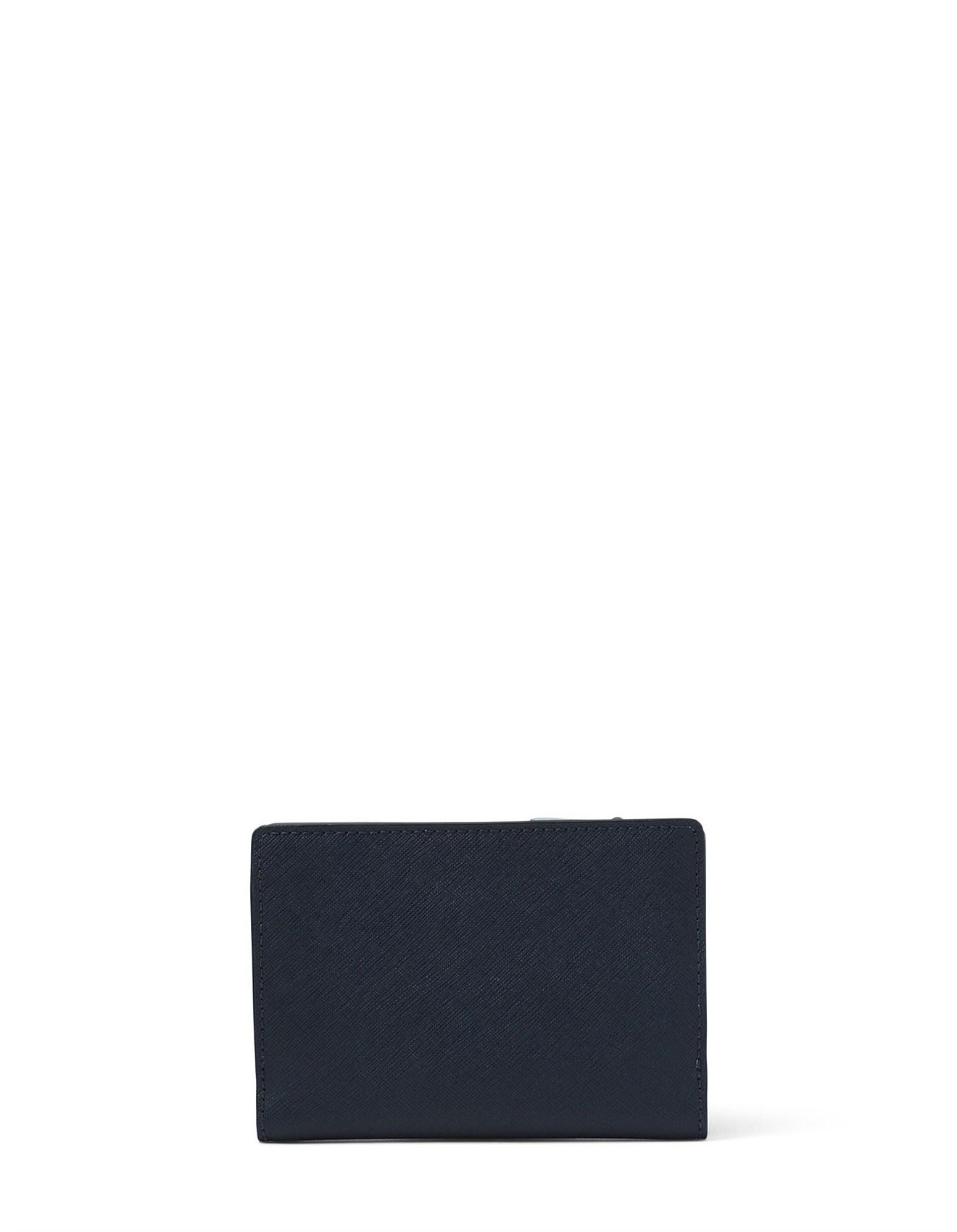 7d5e2915c5ce Jet Set Medium Saffiano Leather Slim Wallet. 1; 2; 3; 4. Zoom. Michael Kors