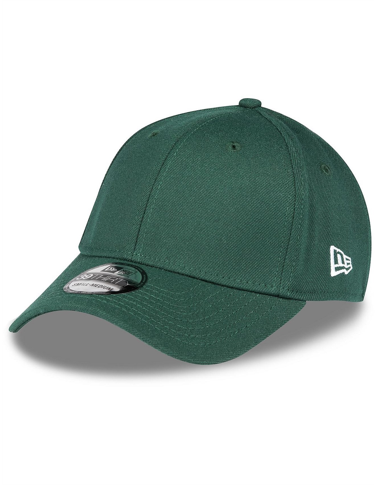 39THIRTY PLAIN SNAPBACK CAP ¿ DARK GREEN 7d2a0106356
