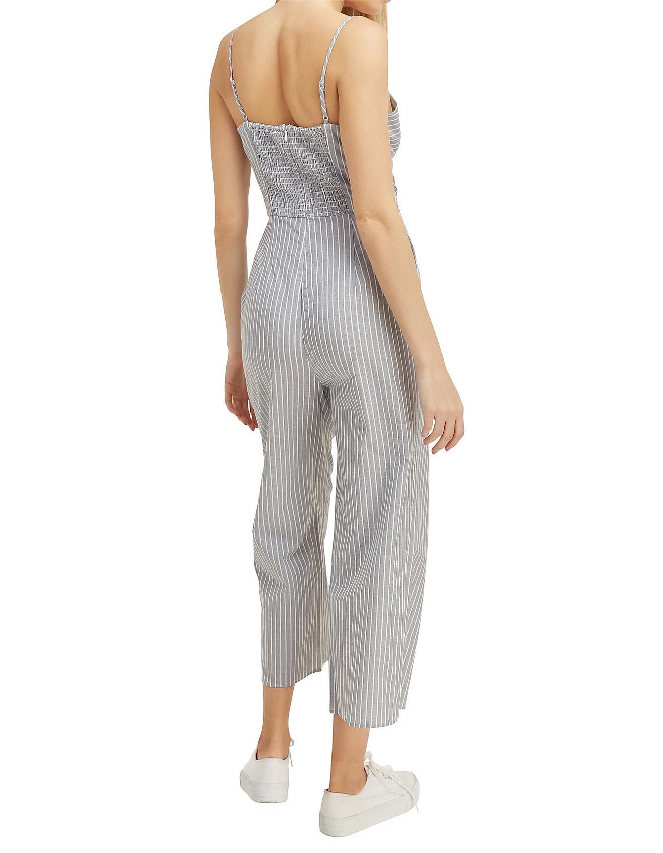 It is an image of Revered The Fifth Label Moonlit Jumpsuit