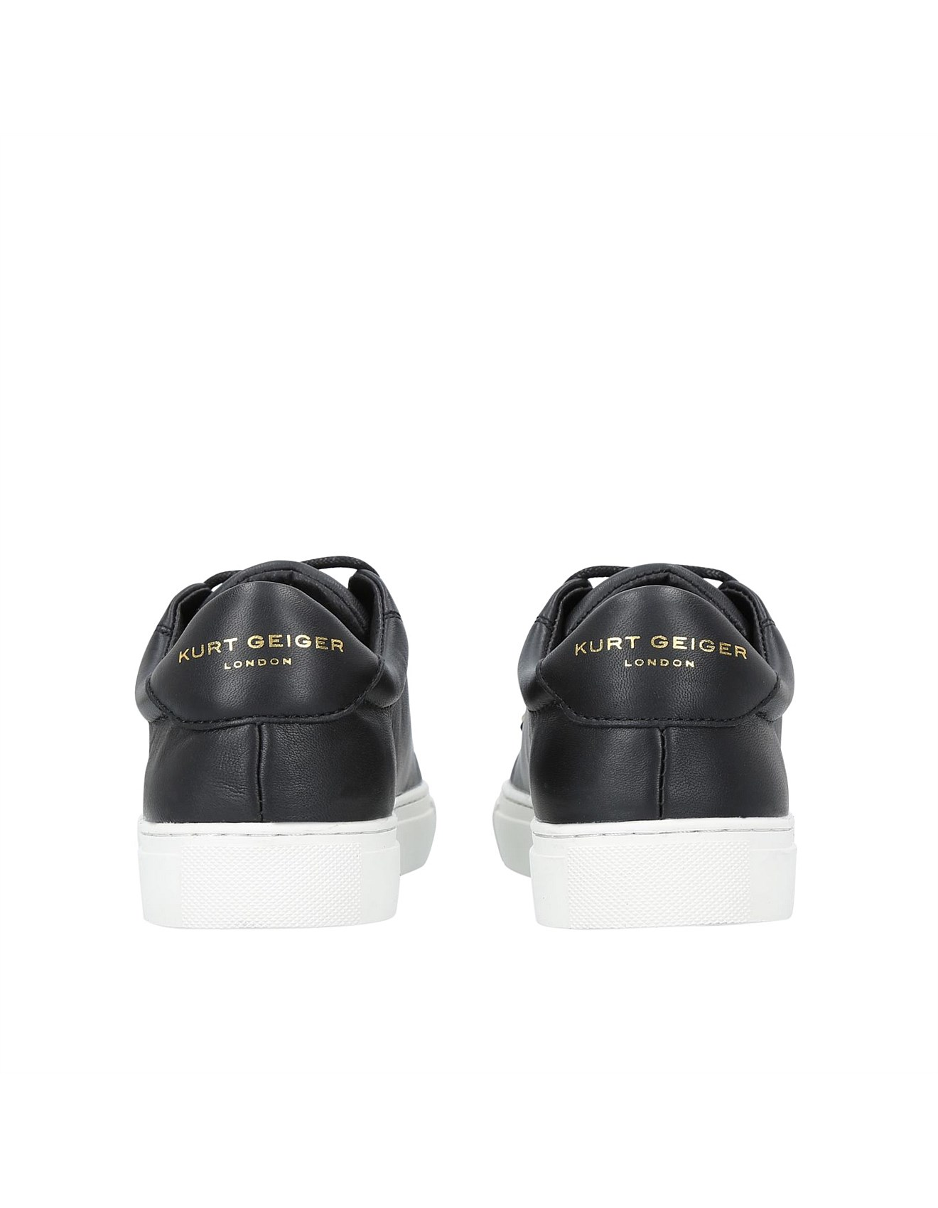 Shoes - KURT GEIGER LONDON-LARNIE-BLACK