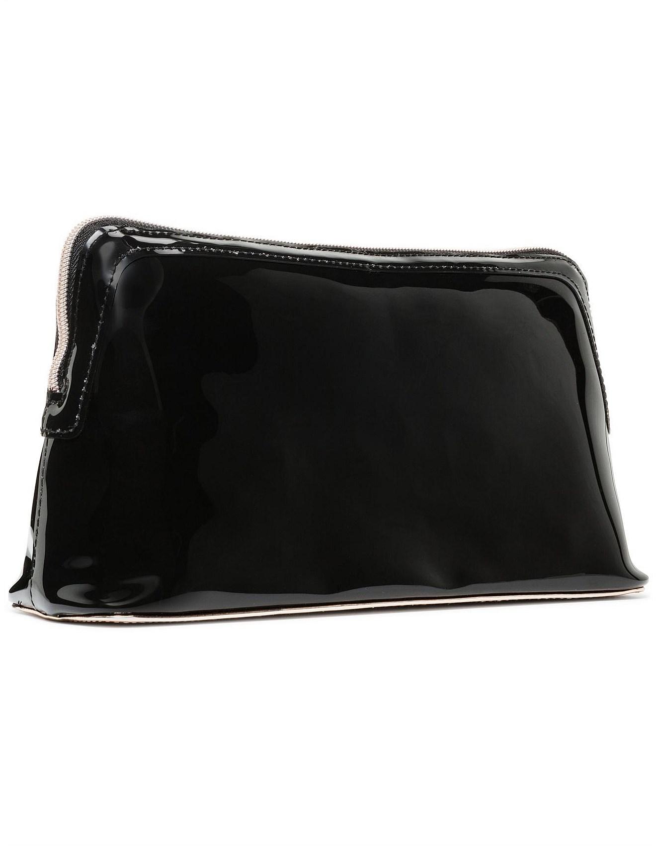 toiletry bags buy cosmetic makeup bags online david jones bow washbag. Black Bedroom Furniture Sets. Home Design Ideas