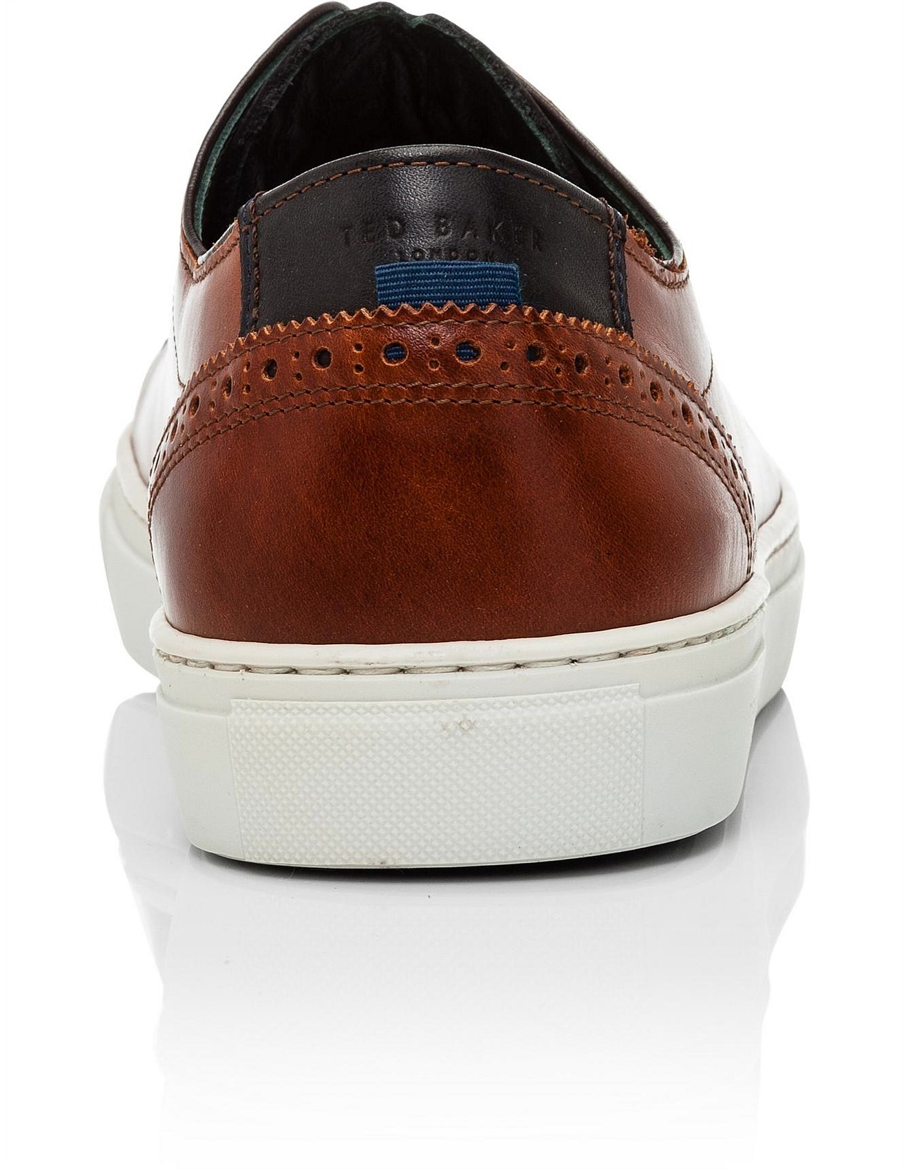 10567bc171b8e DUUKE LEATHER SNEAKER Special Offer On Sale. 1  2  3. Zoom. Ted Baker
