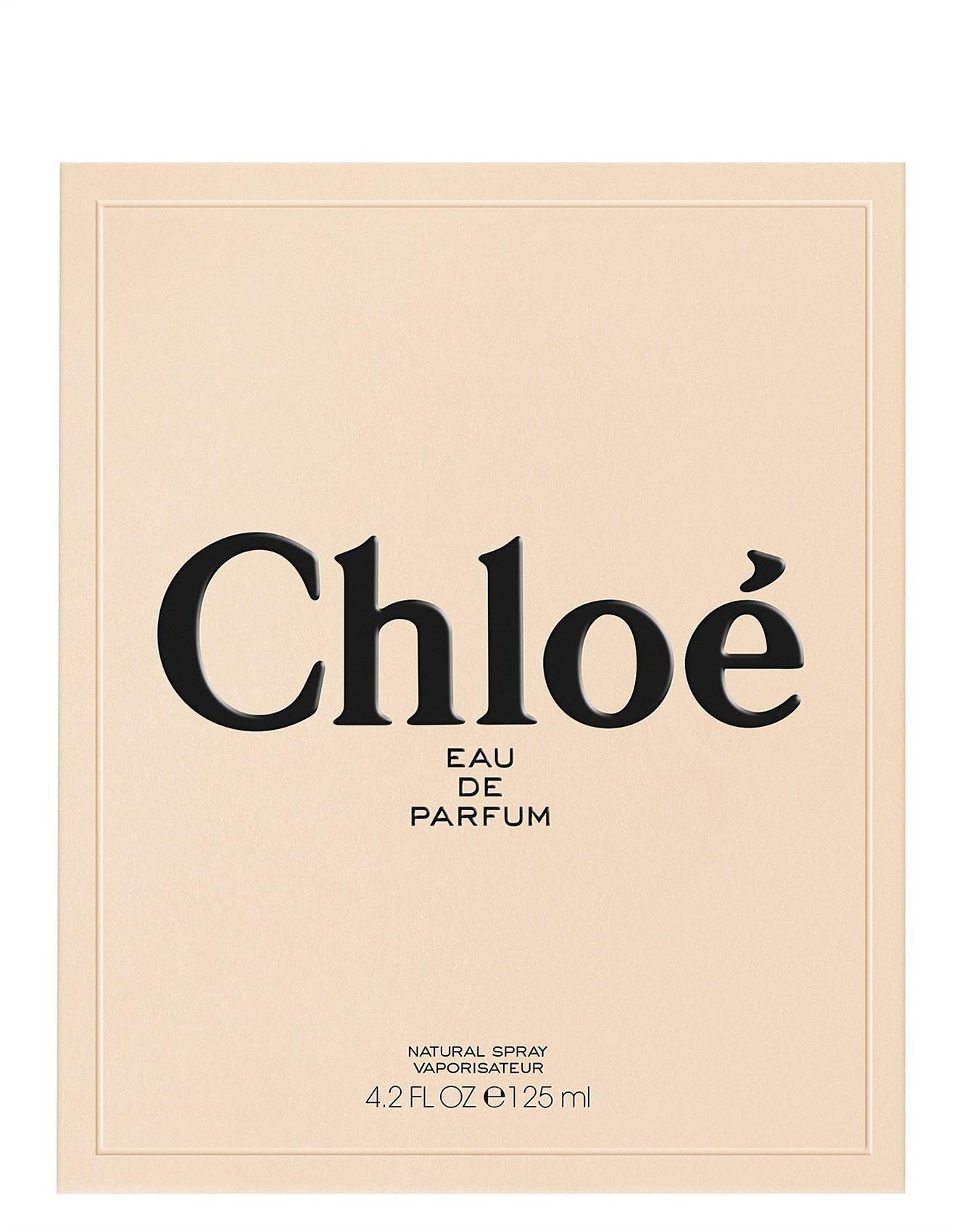Eau Parfum 125ml Signature Limited Edition De Chloé uJlFcTK13