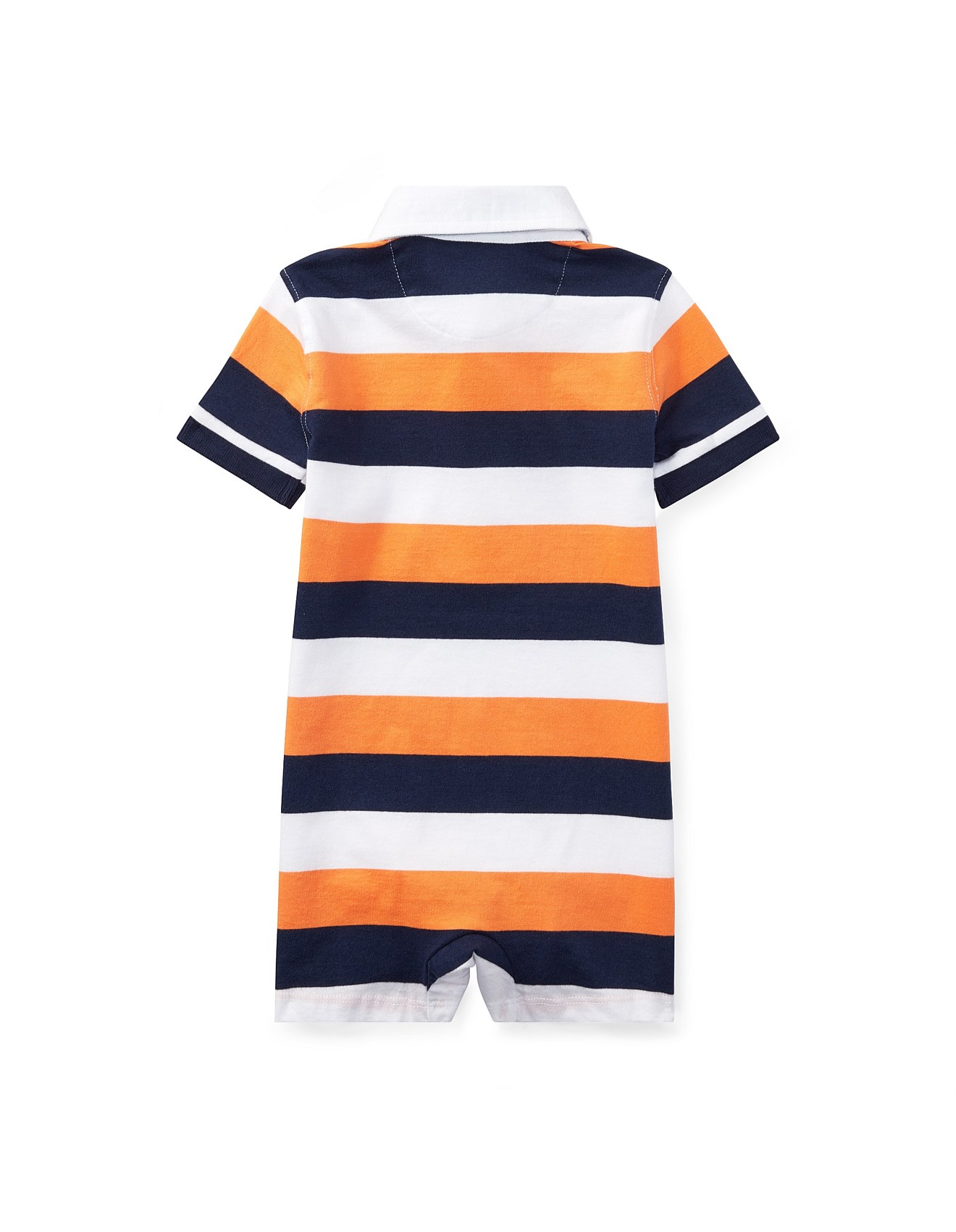 6f0e351bbab0 Striped Cotton Rugby Shortall(6-24 Months) On Sale. 1