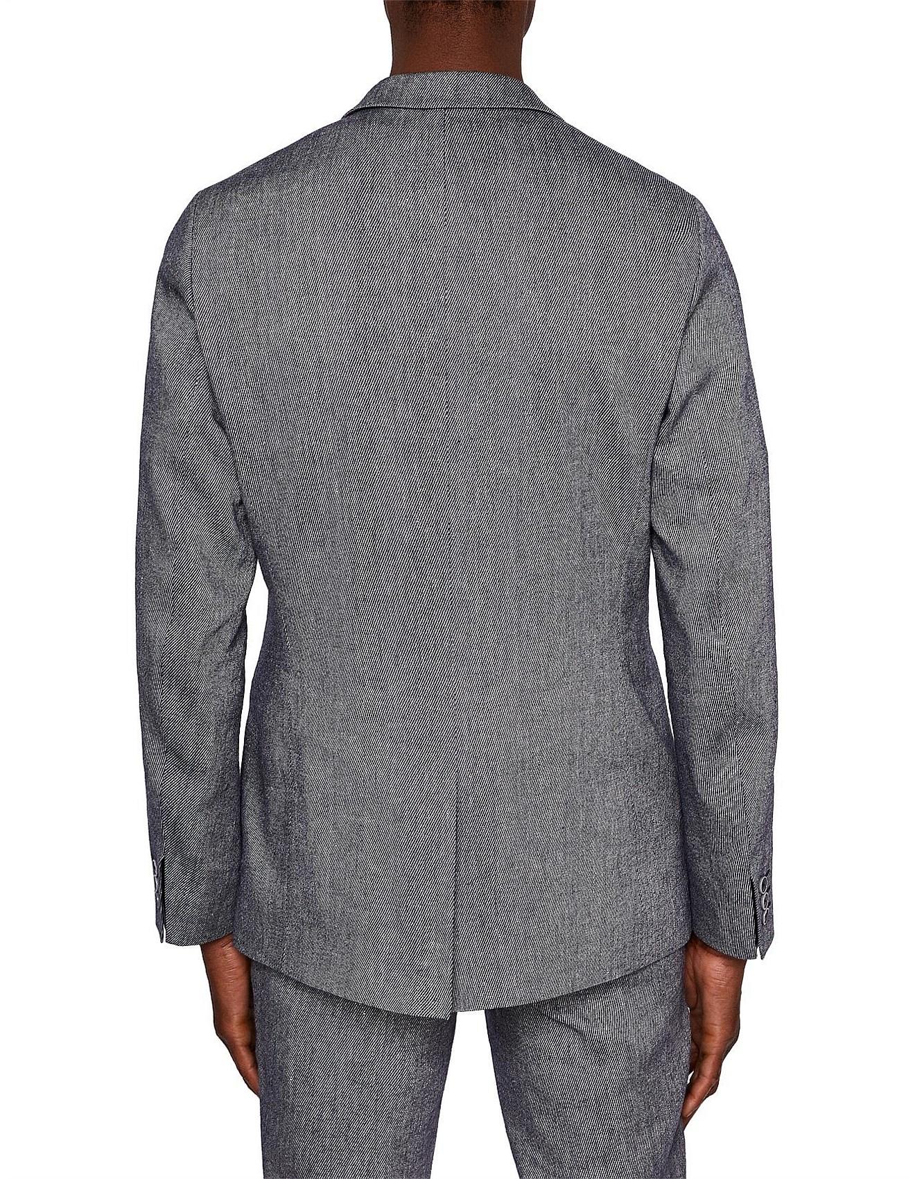 63a786889 Hines Textured Blazer. 1