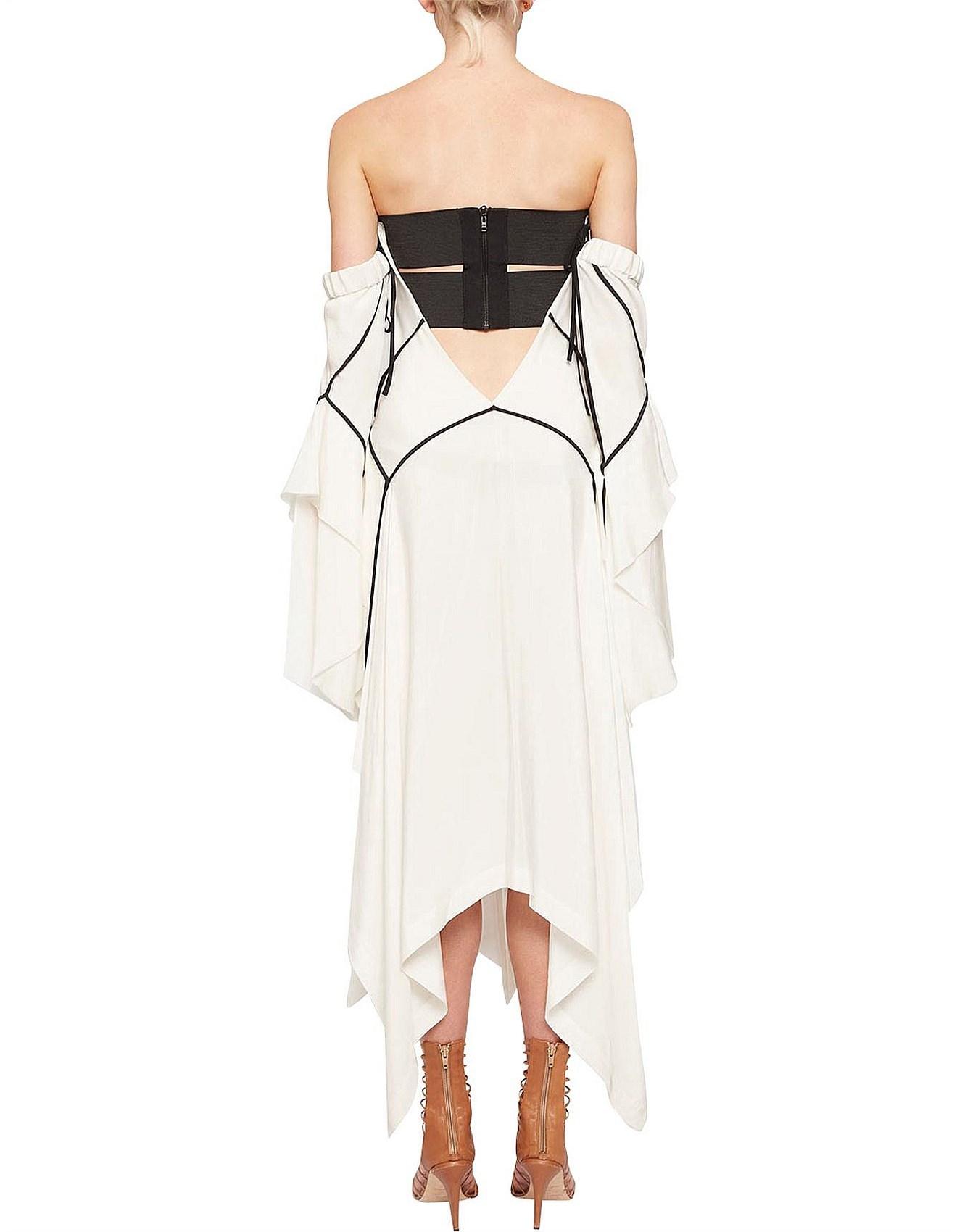 Euphoria Strapless Dress