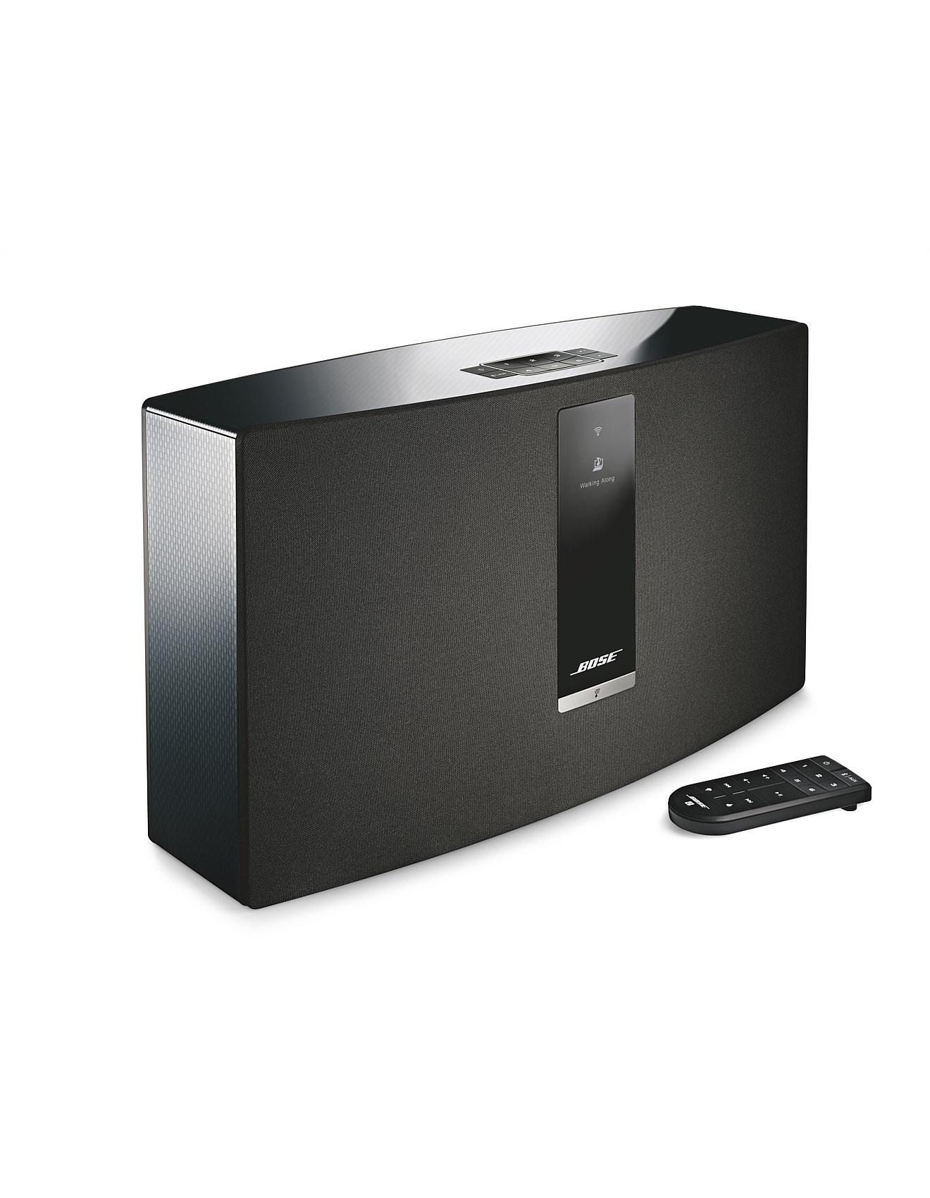bose shop bose headphones speakers online david jones soundtouch 30 series iii wireless. Black Bedroom Furniture Sets. Home Design Ideas