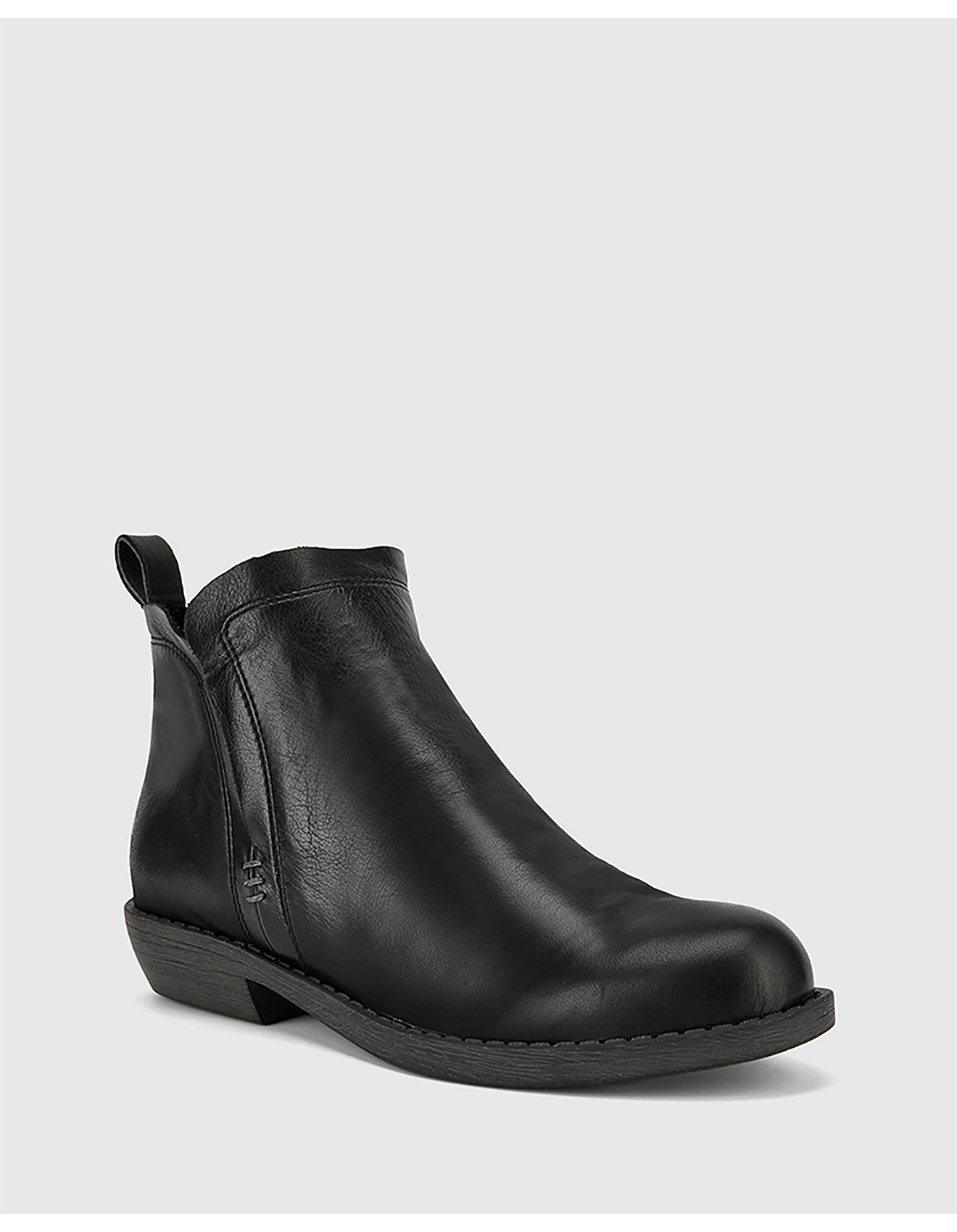Wittner - Dan Black Scotch Leather