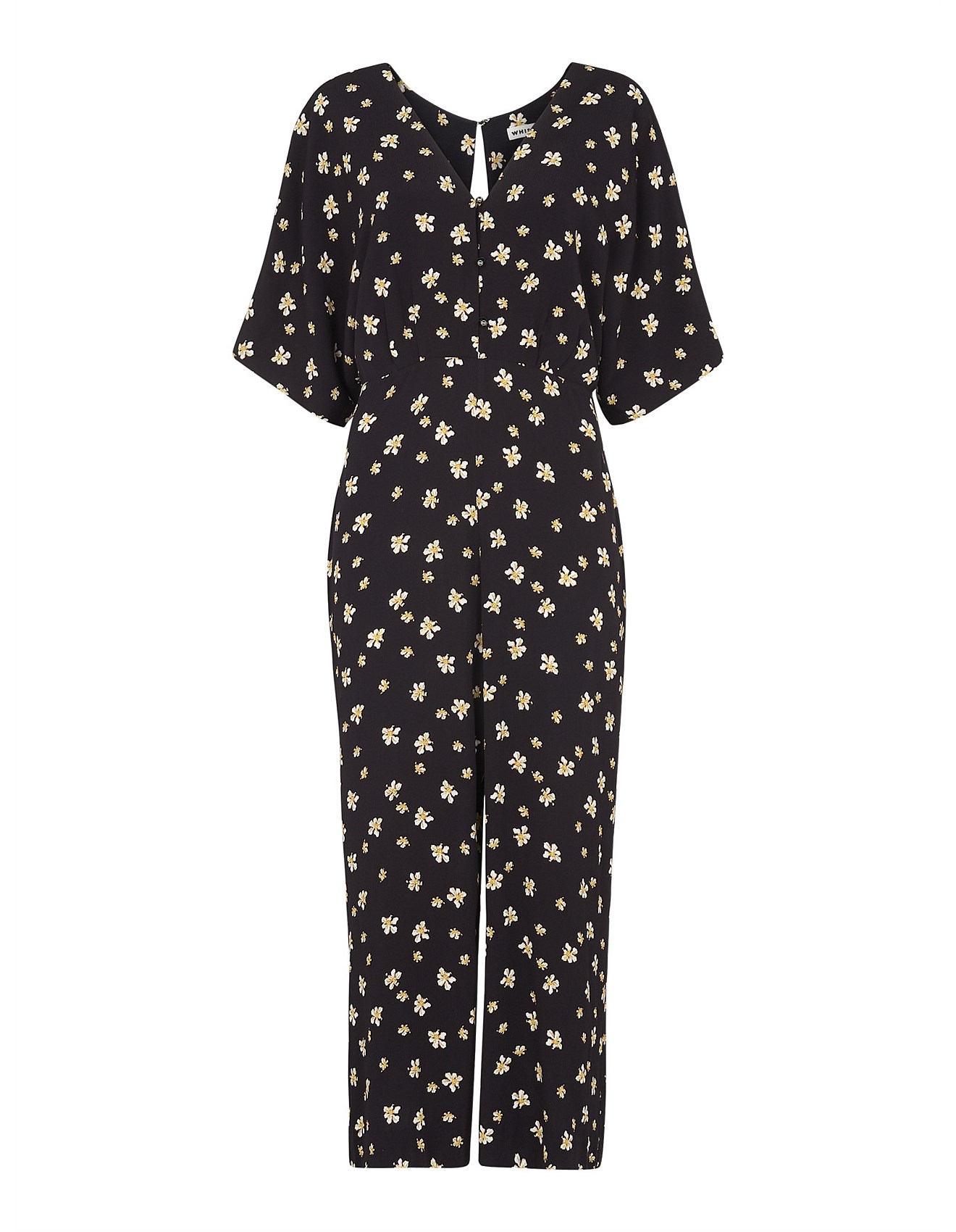 c4956f5597d EDELWEISS BUTTON JUMPSUIT. 1  2. Zoom. Whistles