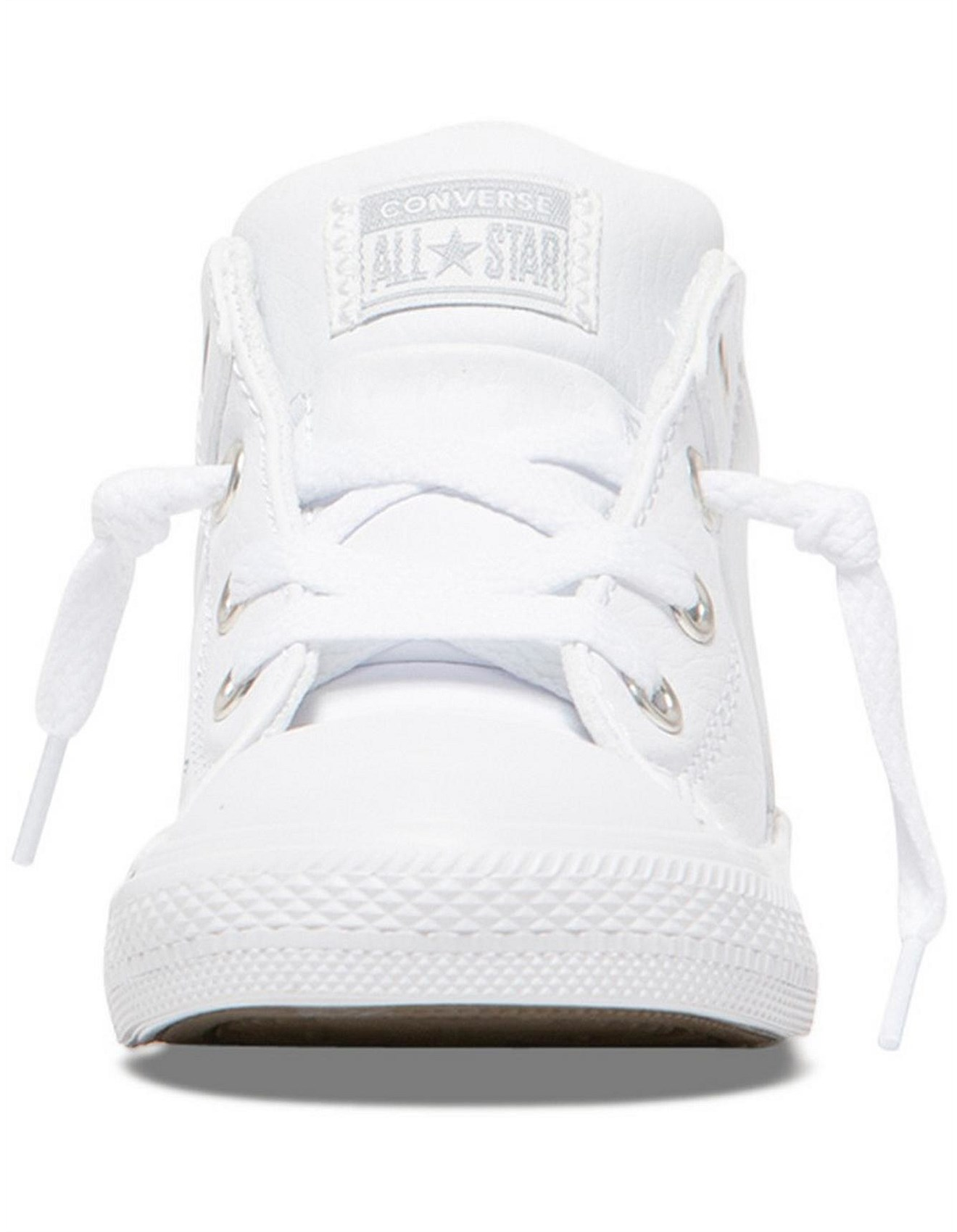 Synthetic Upper Converse CT Axel Toddler Shoes White