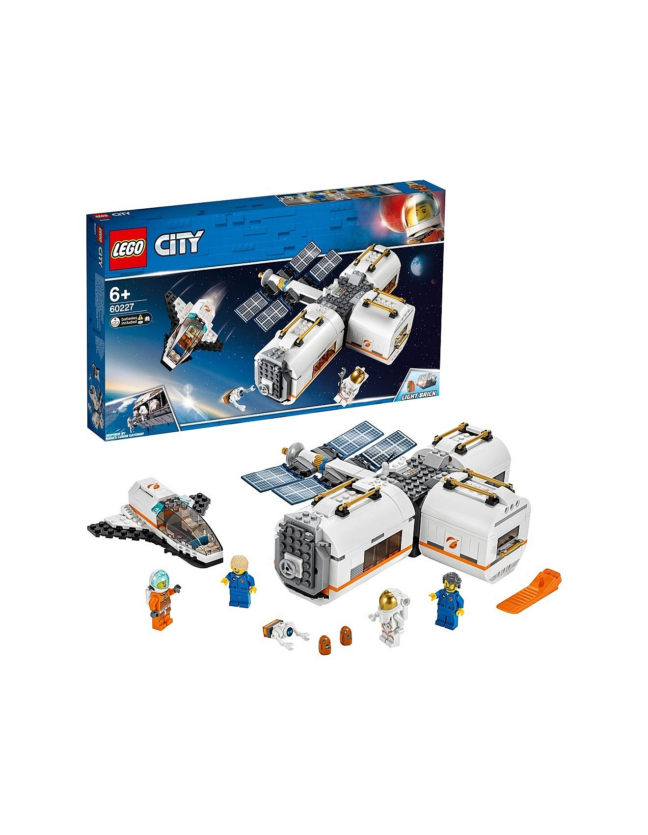 lunar space station lego review - photo #13