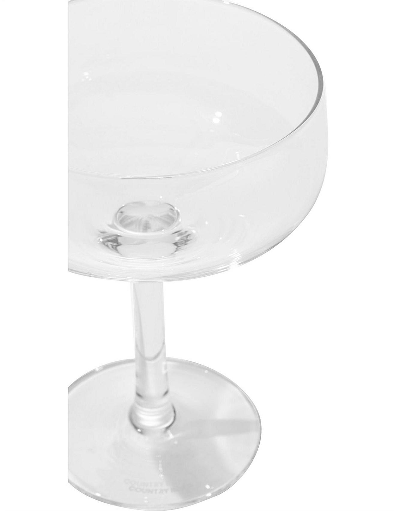 Home Food Alto Coupe Glass