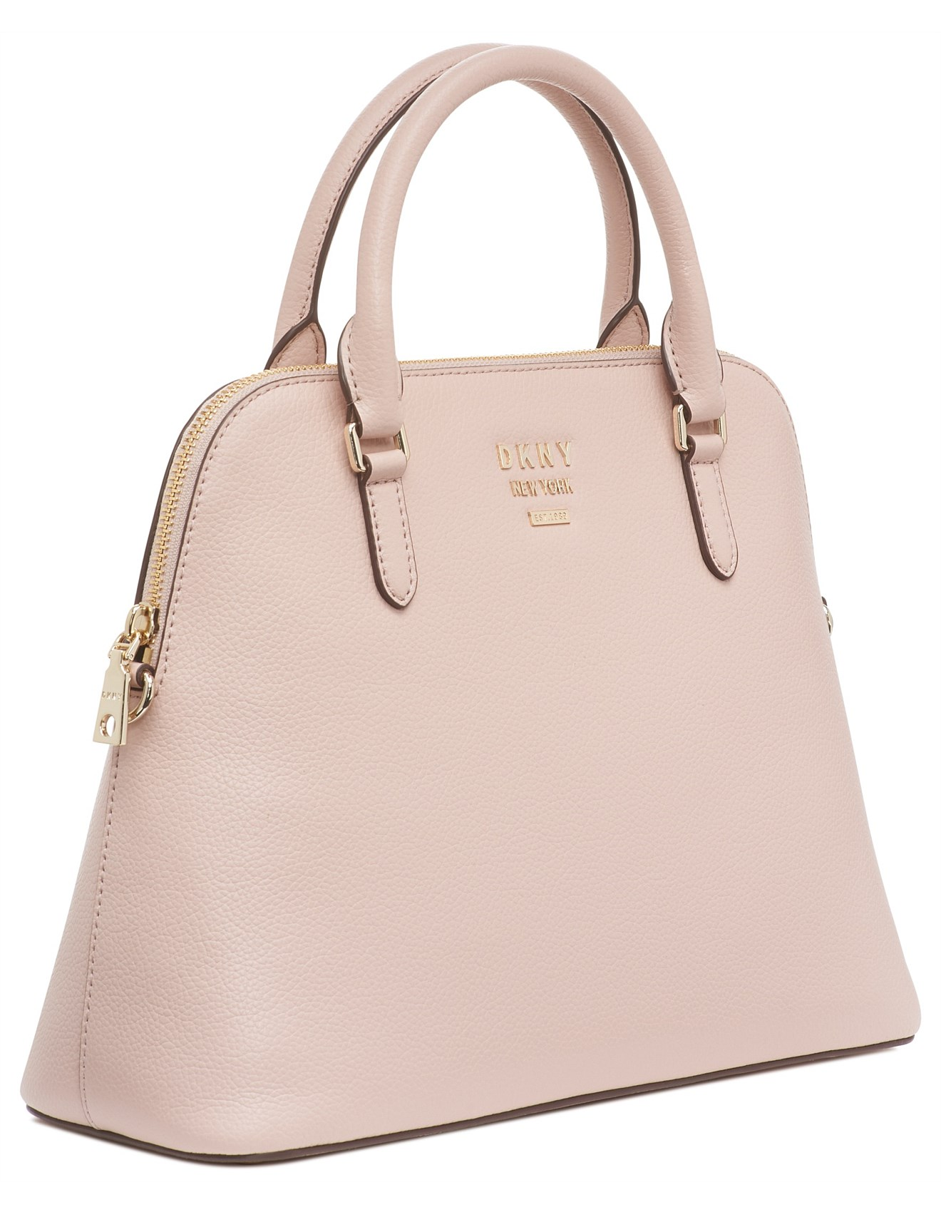 Bags - WHITNEY LARGE DOME SATCHEL BAG