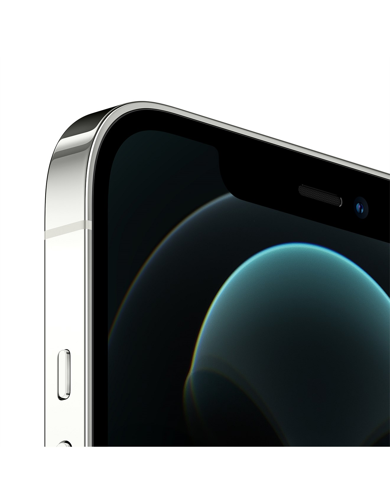 iPhone 12 Pro Max - iPhone 12 Pro Max 128GB - Silver ...