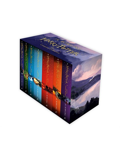 Harry Potter Boxed Set - Books 1 to 7