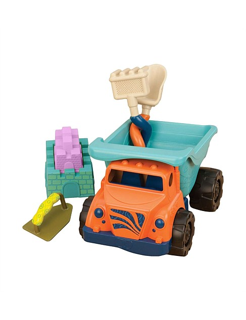 B. Sand Truck & Water Sand Games
