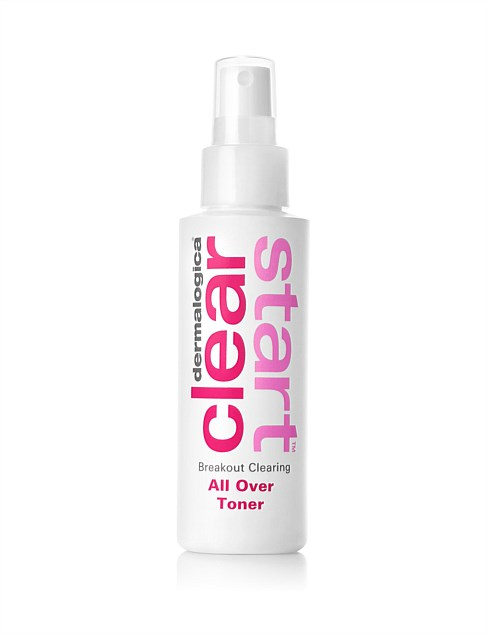 Breakout Clearing All Over Toner