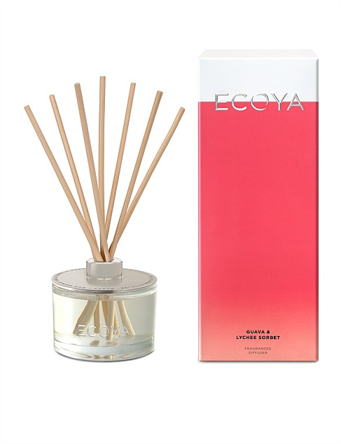 Reed Diffuser - Guava & Lychee Sorbet