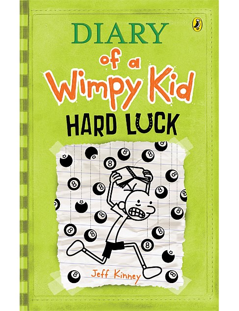 Hard Luck - Diary of A Wimpy Kid Book 8