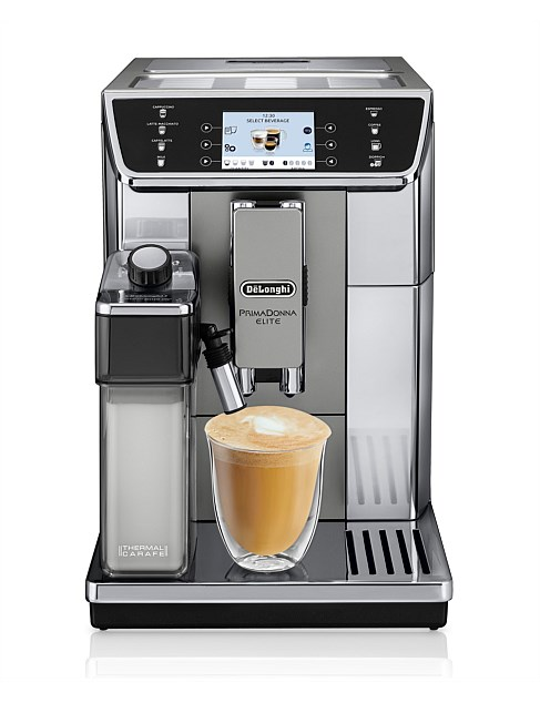 Small Appliances Sale | Buy Appliances Online | David Jones - ECAM65055MS Primadonna Elite Fully ...