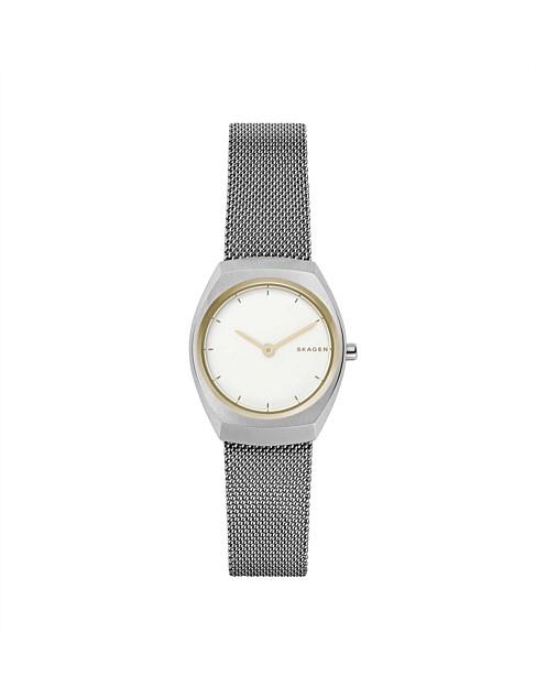 Asta Silver Watch by Skagen