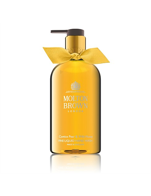 Comice Pear & Wild Honey Fine Liquid Hand Wash
