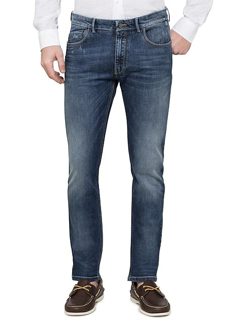 DENIM 5 POCKET JEAN