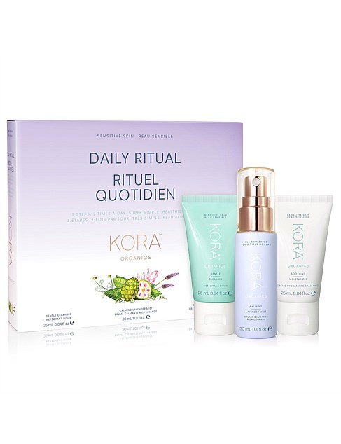Daily Ritual Kit - Sensitive
