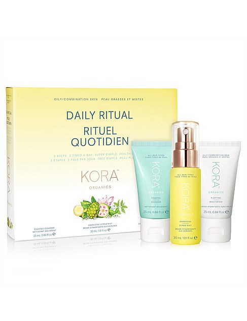 Daily Ritual Kit - Oily/Combination