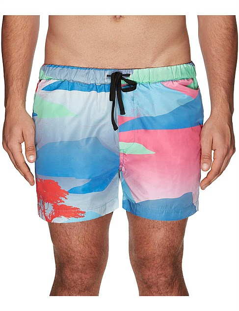 MOON SAFARI NIGHT SWIM SHORT