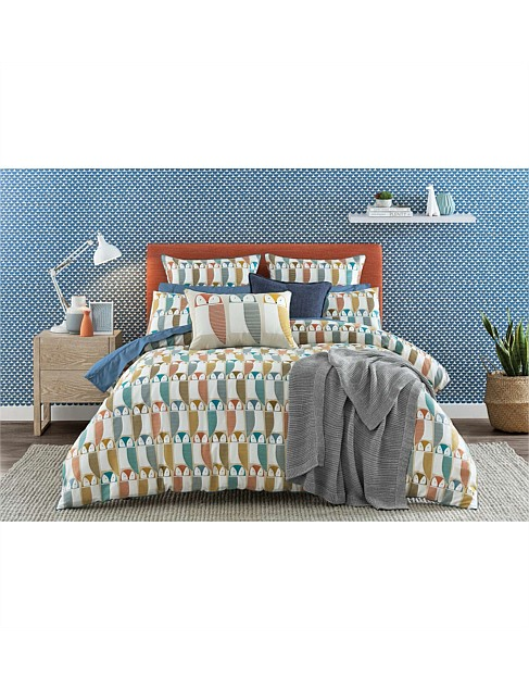 Barnie Owl Double Bed Quilt Cover