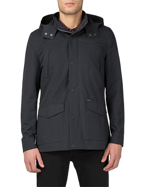 Luxe Four Pocket Jacket