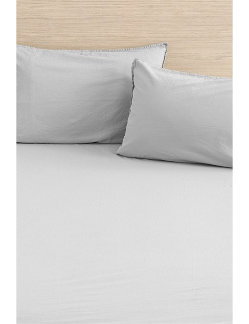 Brae Double Fitted Sheet